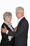 Good old couple Royalty Free Stock Photography