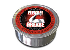 Good Old-Fashioned Elbow Grease stock illustration