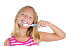 Good oral hygiene Stock Photography