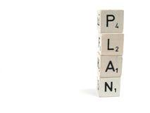 A good plan Stock Photos