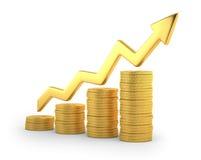 Good profit Royalty Free Stock Images