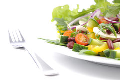 A good salad Royalty Free Stock Image