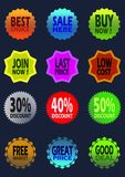 Good sales Royalty Free Stock Photos