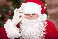 Good Santa Claus Royalty Free Stock Photo
