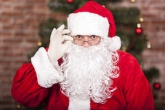 Good Santa Claus Royalty Free Stock Images