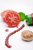 Good sauce Stock Image