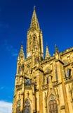 Good Shepherd Cathedral of San Sebastian - Spain Royalty Free Stock Photo