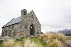 The Good Shepherd Church. In New Zealand Royalty Free Stock Photos