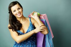 Good shopping Royalty Free Stock Photography