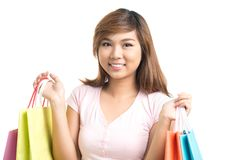 Good shopping Stock Photo