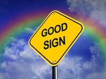 Good Sign Stock Photo