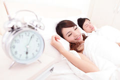 Good Sleep Royalty Free Stock Photography