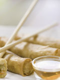 Good spring roll Royalty Free Stock Photo