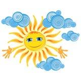 Good sun Royalty Free Stock Image