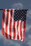 Good time for America. Well known flag suggest the strength of the new solutions Royalty Free Stock Photos