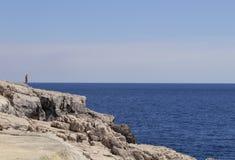 Landscape of Lokrum. Royalty Free Stock Photo
