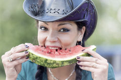 Good water-melon Stock Image