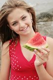 Good watermelon Stock Photography