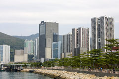 Good weather. In hong kong Stock Image