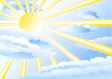 Good weather Royalty Free Stock Image
