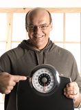 Good weight zero Stock Photography