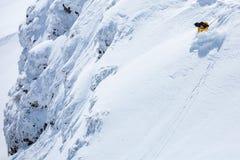 Good winter day, ski season Royalty Free Stock Photos
