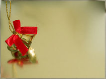 Good wishes. Xmas note or background royalty free stock image