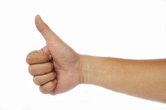 Good for you. Good symbol normally do it all anybody Stock Images