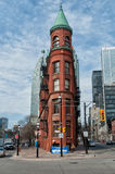 Gooderham Building, Toronto Stock Image