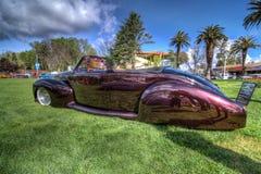 Goodguys车展普莱加州2014年 免版税图库摄影