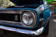 Goodguys车展普莱加州2014年 免版税库存照片