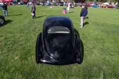 James Hetfield Jaguar Goodguys Car Show Pleasanton Stock Images