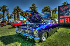 Goodguys 28th West Coast Nationals. Presented By Flowmaster photo taken by Luigi Dionisio in HDR Format Royalty Free Stock Photography
