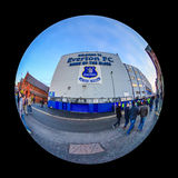 Goodison Park Royalty Free Stock Images