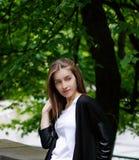Goodlooking Young Girl Royalty Free Stock Image
