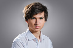 Goodlooking young man Stock Photography