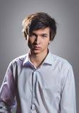 Goodlooking young man Stock Photo