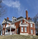Goodman-grimmig Huis Royalty-vrije Stock Foto