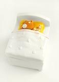 Goodnight bebê sonolento Fotos de Stock