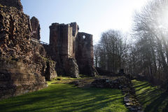 Goodrich Castle Royalty Free Stock Photos