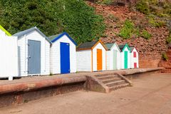 Goodrington Sands Devon England UK Stock Images
