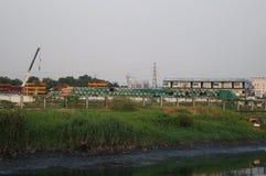 Goods storage warehouse Stock Image