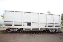 Goods wagon Stock Image