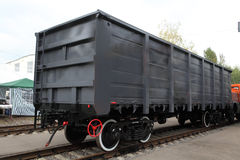 Goods wagon Stock Photos