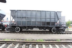 Goods wagon Royalty Free Stock Photos