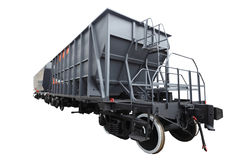 Goods wagon Royalty Free Stock Photo