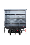 Goods wagon Royalty Free Stock Photography