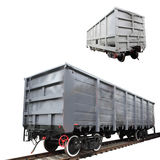 Goods wagon Royalty Free Stock Images