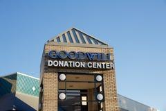 Goodwill Donation Center Store Sign Stock Photos