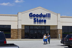 A Goodwill Store II Stock Image